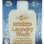 Travel Accessories Biodegradable Laundry Wash