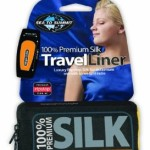 Travel Accessories Silk Sleeping Bag