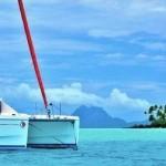 Sun Sentinel sailing French Polynesia