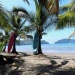 Sun Sentinel surfing Costa Rica