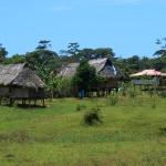 Indigenous settlement Salt Creek