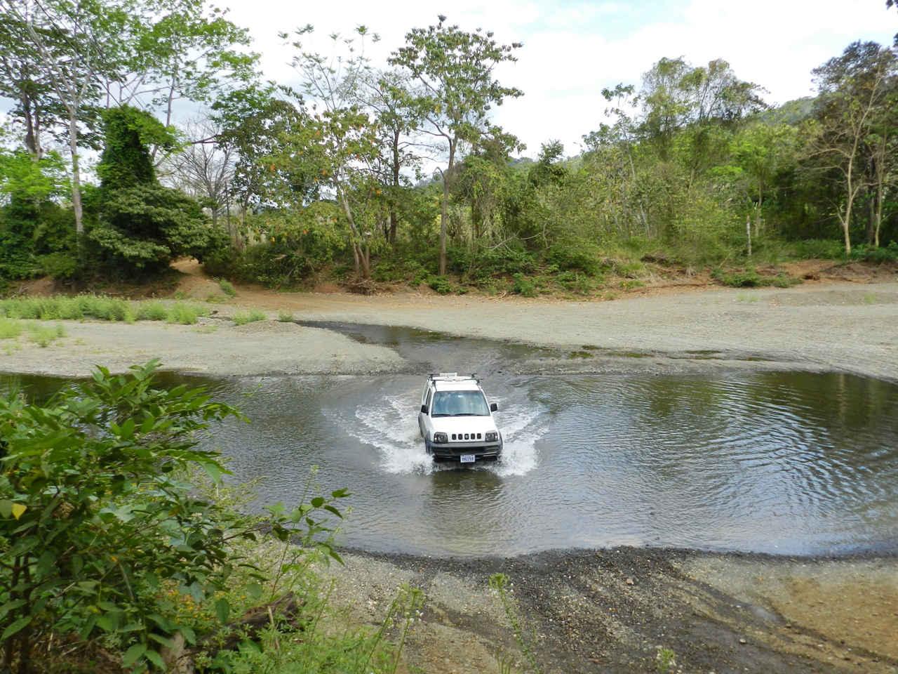 Costa Rica River Crossing