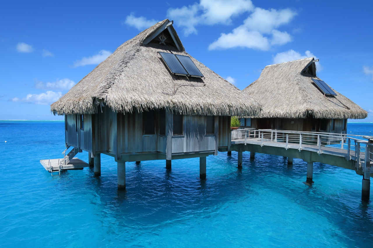 Bora bora overwater bungalows and so much more travel - What is a bungalow ...