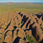 Red rock rhapsody at the Bungle Bungles in Purnululu National Park