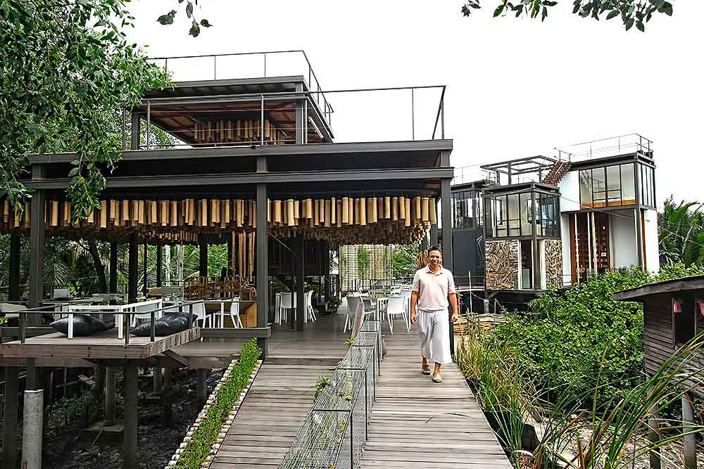 favorite eco-lodges of travel bloggers: Bangkok Tree House