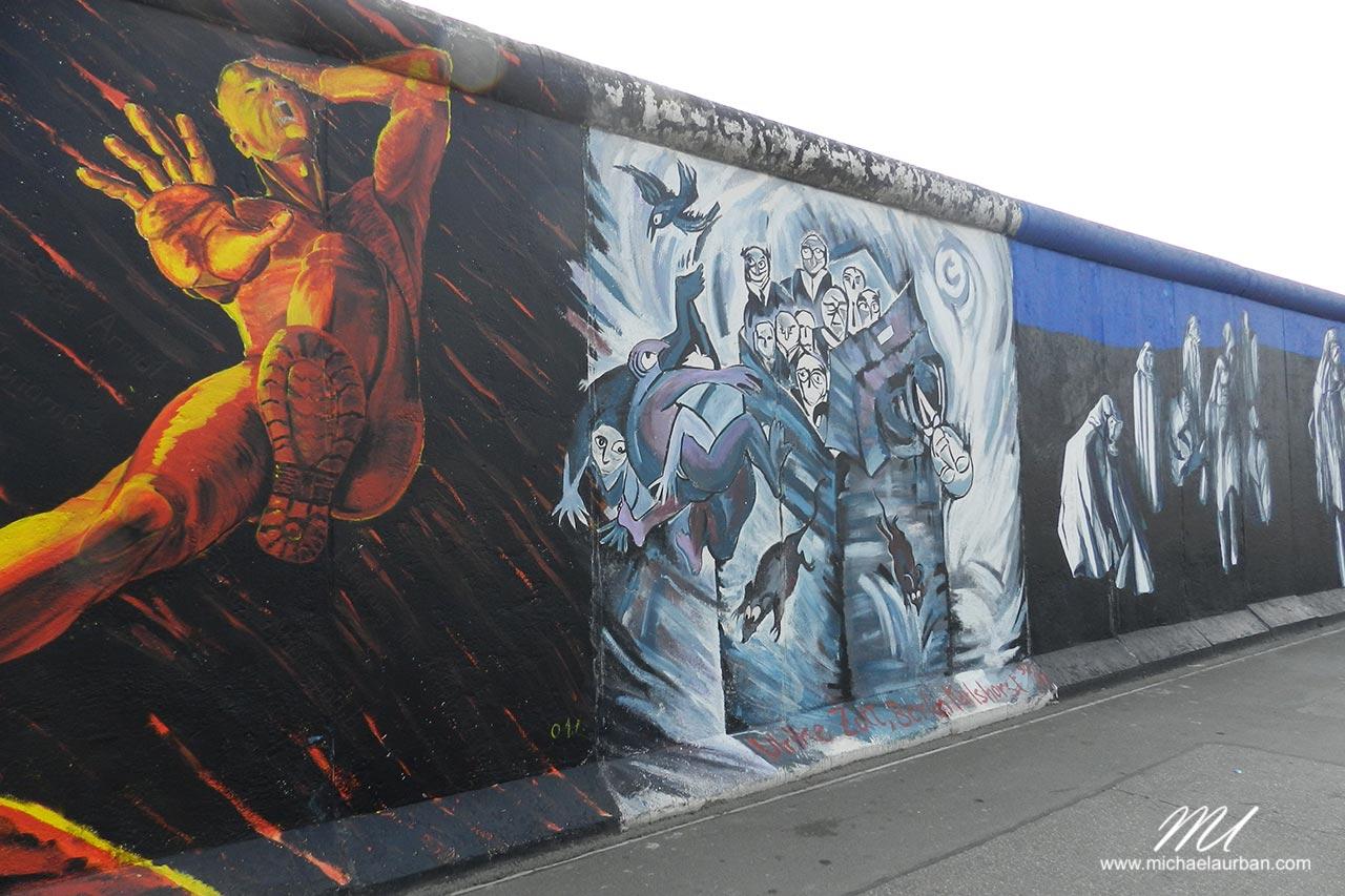 Berlin summer highlights Berlin Wall