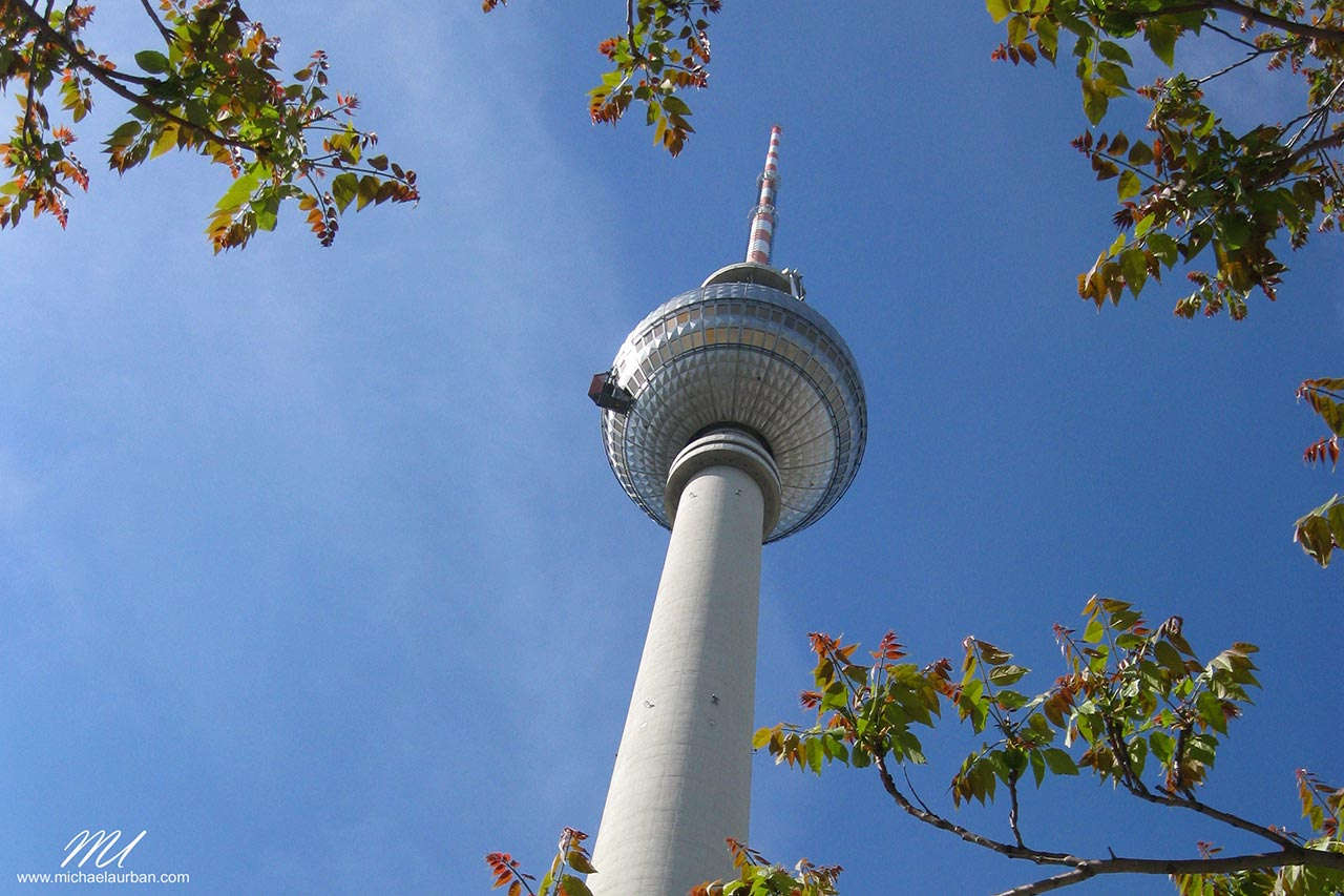 Berlin summer highlights tv tower