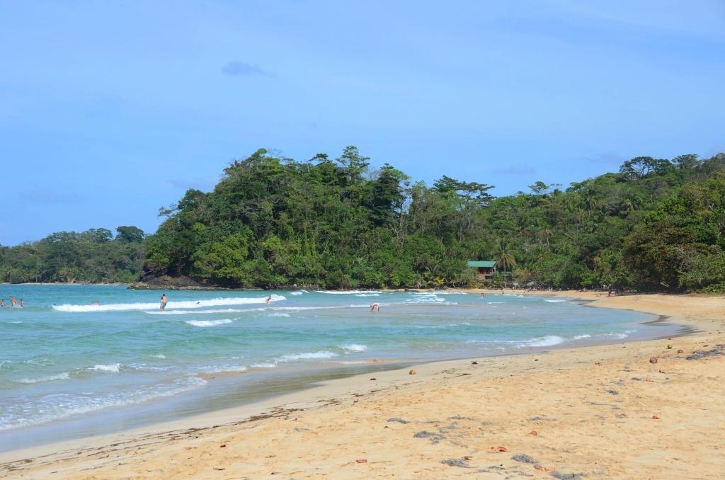 Red Frog Beach on Isla Bastimentos