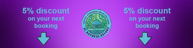 Al Natural Resort discount promo