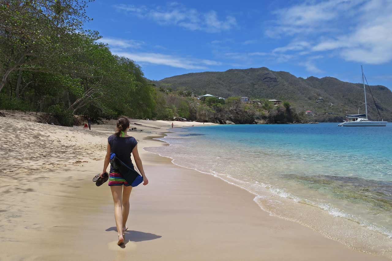 Bequia Princess Margaret Beach