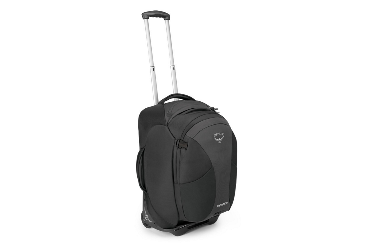 best carry-on luggage meridian 60 osprey