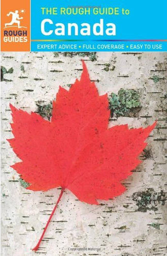 Canada guidebook