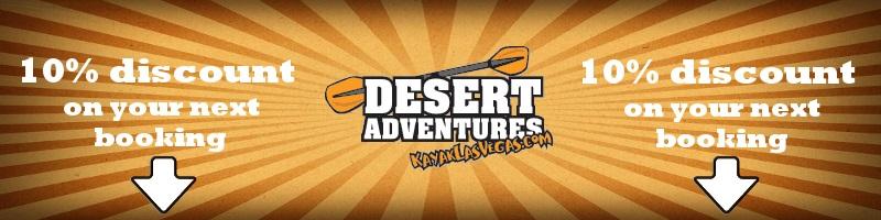 Desert Adventures promo