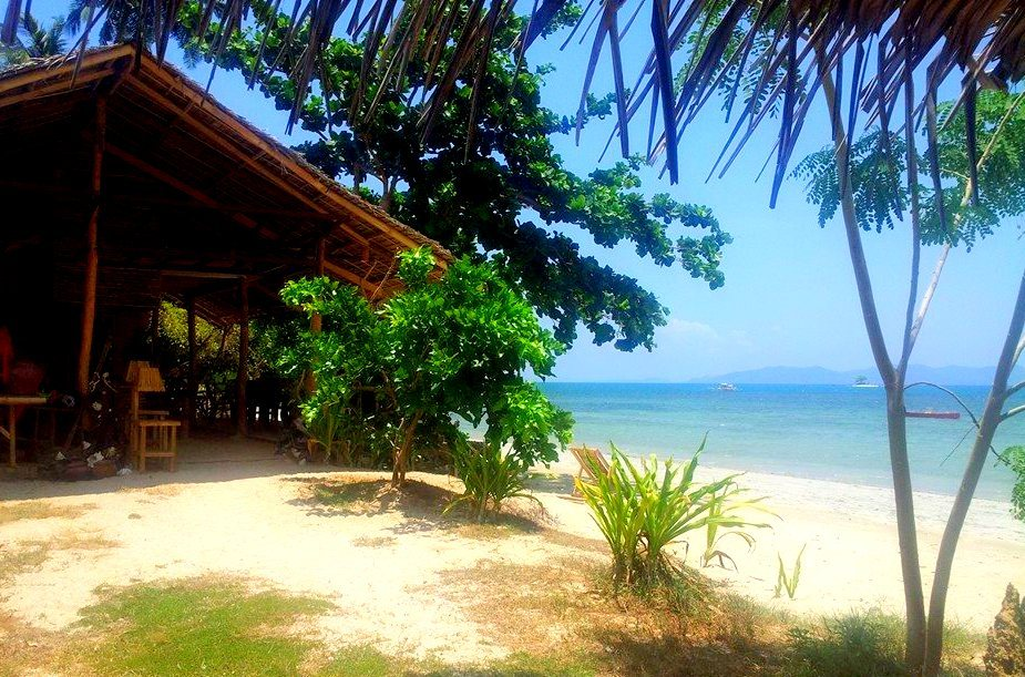 favorite eco-lodges of travel bloggers: Tapik Beach Resort