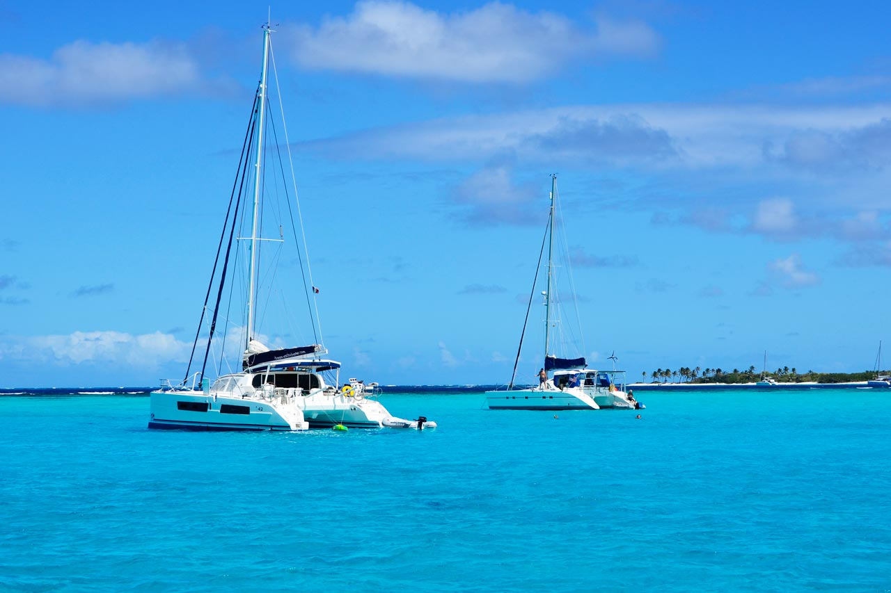 How to get around St. Vincent and the Grenadines by sailboat