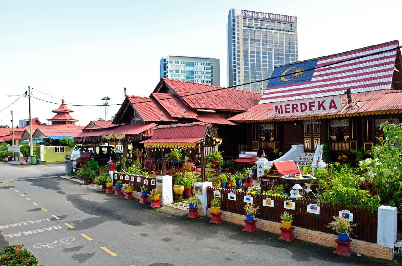 Kampung Mortem Village, Malacca