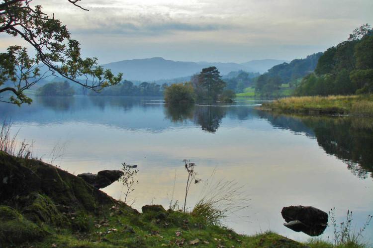 Lake District lake