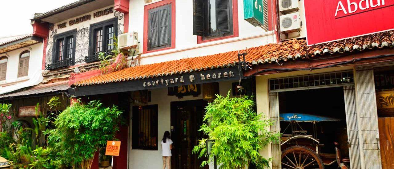Skip hectic Kuala Lumpur for historic Malacca