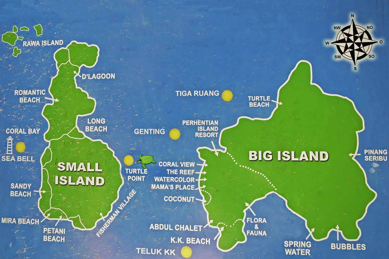 Easy To Get To East Coast Malaysia Islands