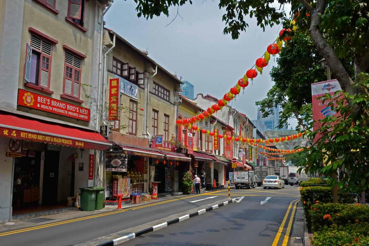Real Singapore: Chinatown