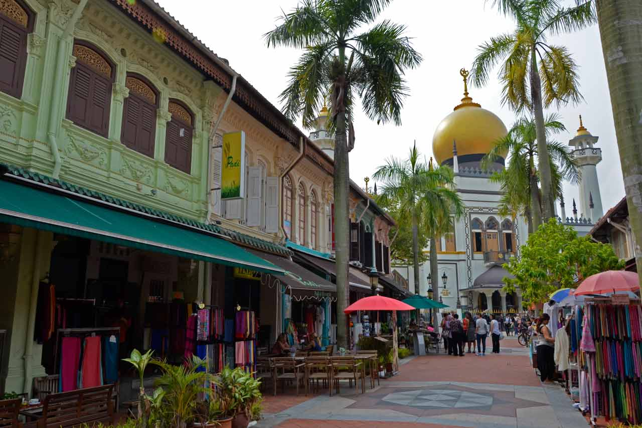 Real Singapore: Kampong Glam