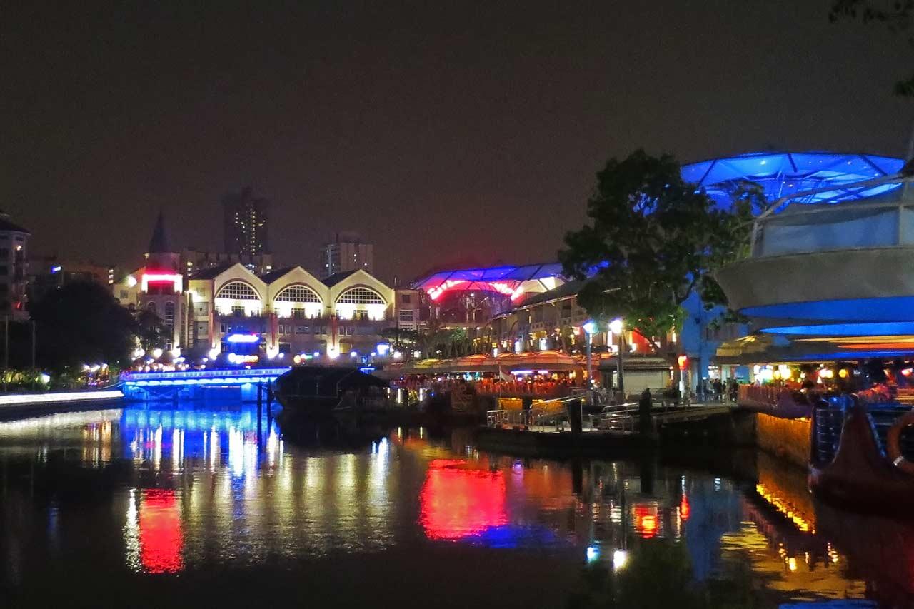 Clarks Quay