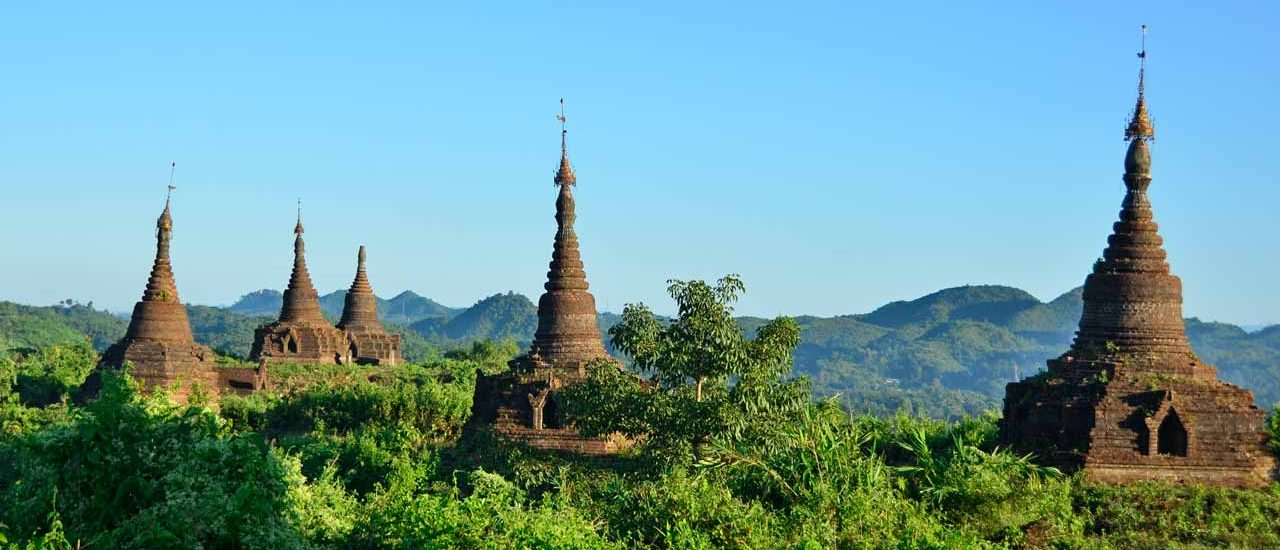 Mrauk U is where you'll find real Myanmar