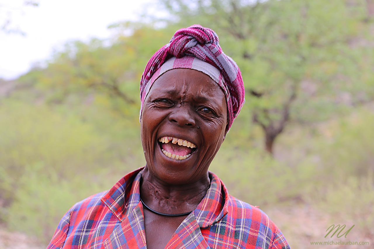 things you didn't know about Namibia people woman laughing