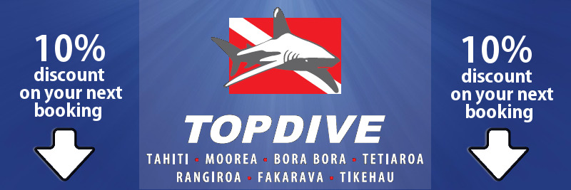 TOPDIVE promotion