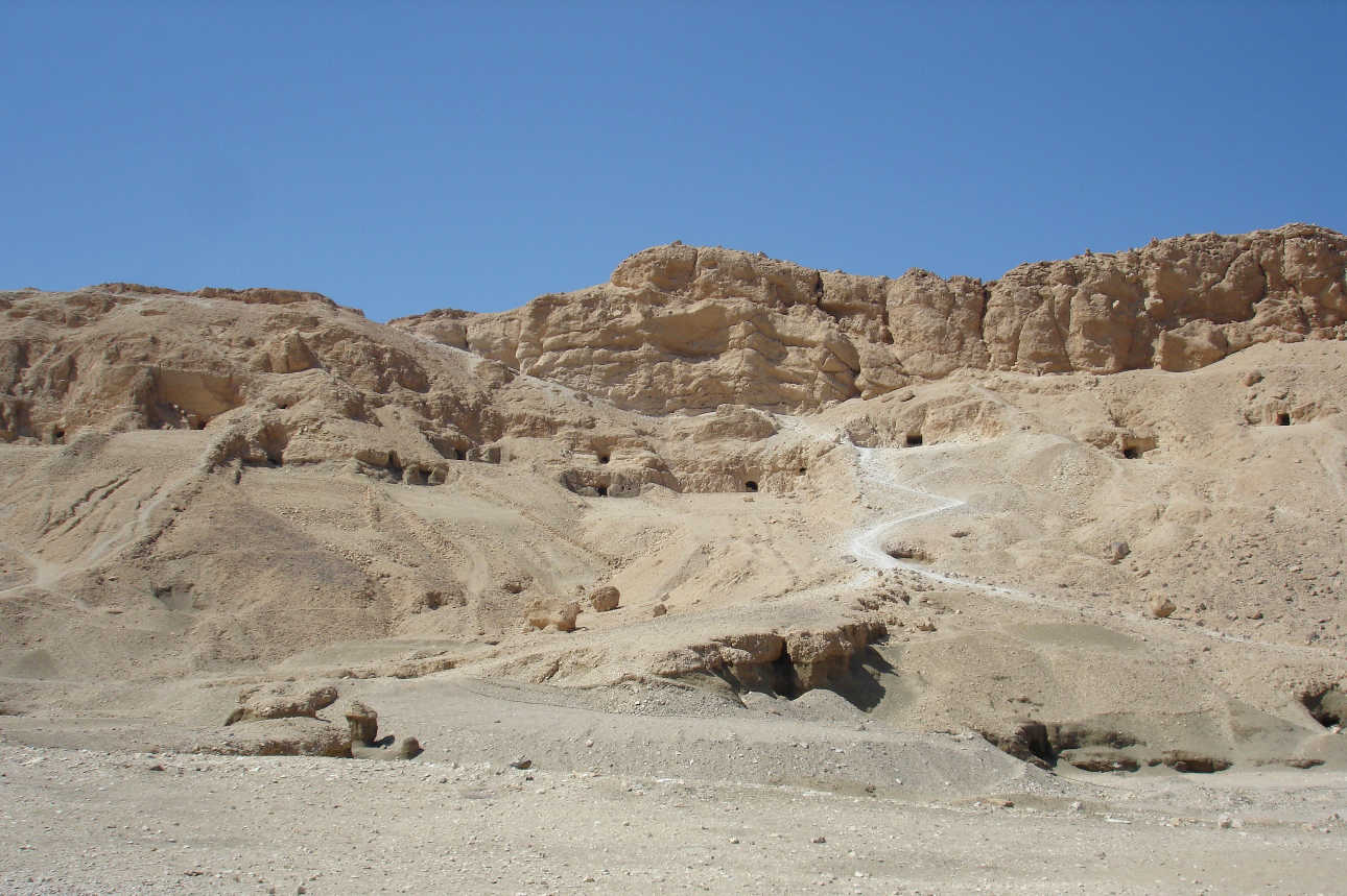 Top things to see in Luxor Tombs of the Nobles