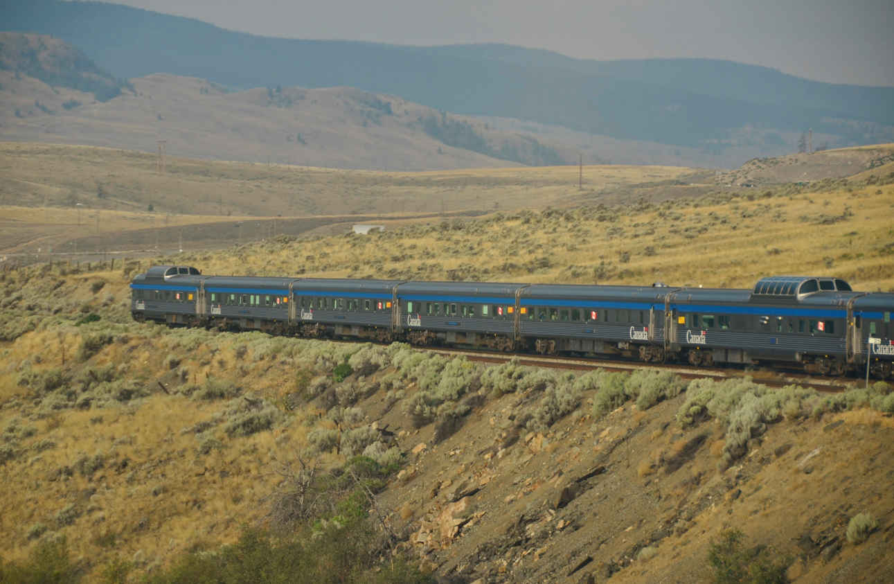 via rail ocean train gallery